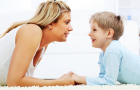 Communication tips for parents to child